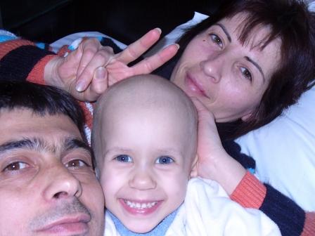 Дари, Дора и Росен